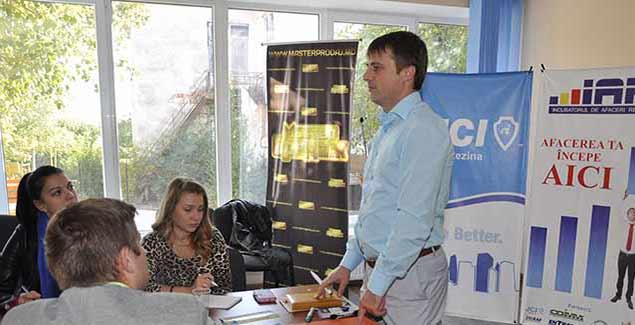 Interviu cu Veaceslav Bogdanov, conducătorul companiei