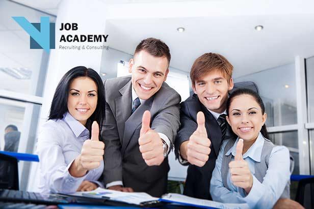 Job Academy-o companie tînără cu ambiții mari