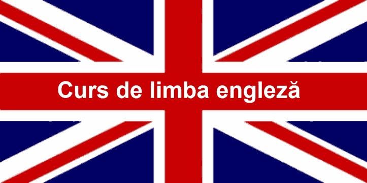 Curs de limba engleză
